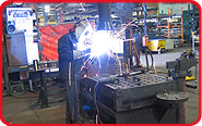 Welding shop in NJ -Image- Click here for larger Image