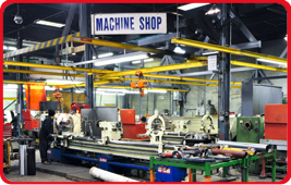 machine repair shop