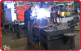 American Hose & Hydraulics: Hydraulic Welding Shop for New Jersey-Image