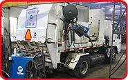 Truck repair shop in NJ-Image